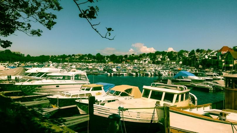 paradis båthavn Stavanger