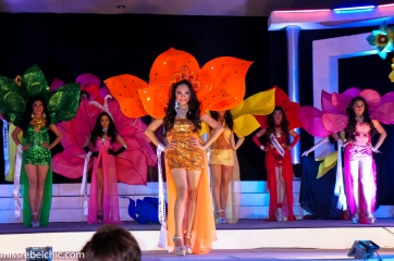 """Miss Liloan Southern Leyte 2014 Beauty Pageant """"The opening number"""""""