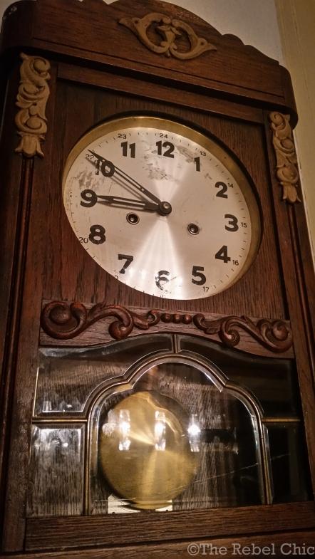 pendelum clock